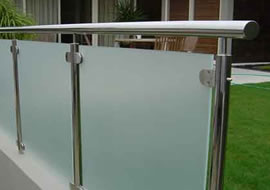 Glass Balcony Gallery