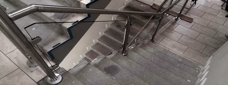 glass balustrades and glass staircases bolton lancashire northwest